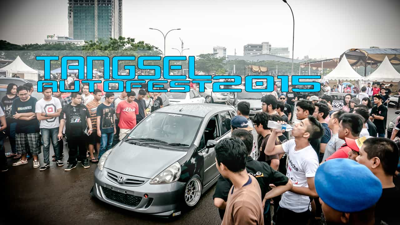 event coverage: TANGSEL AUTOFEST 2015