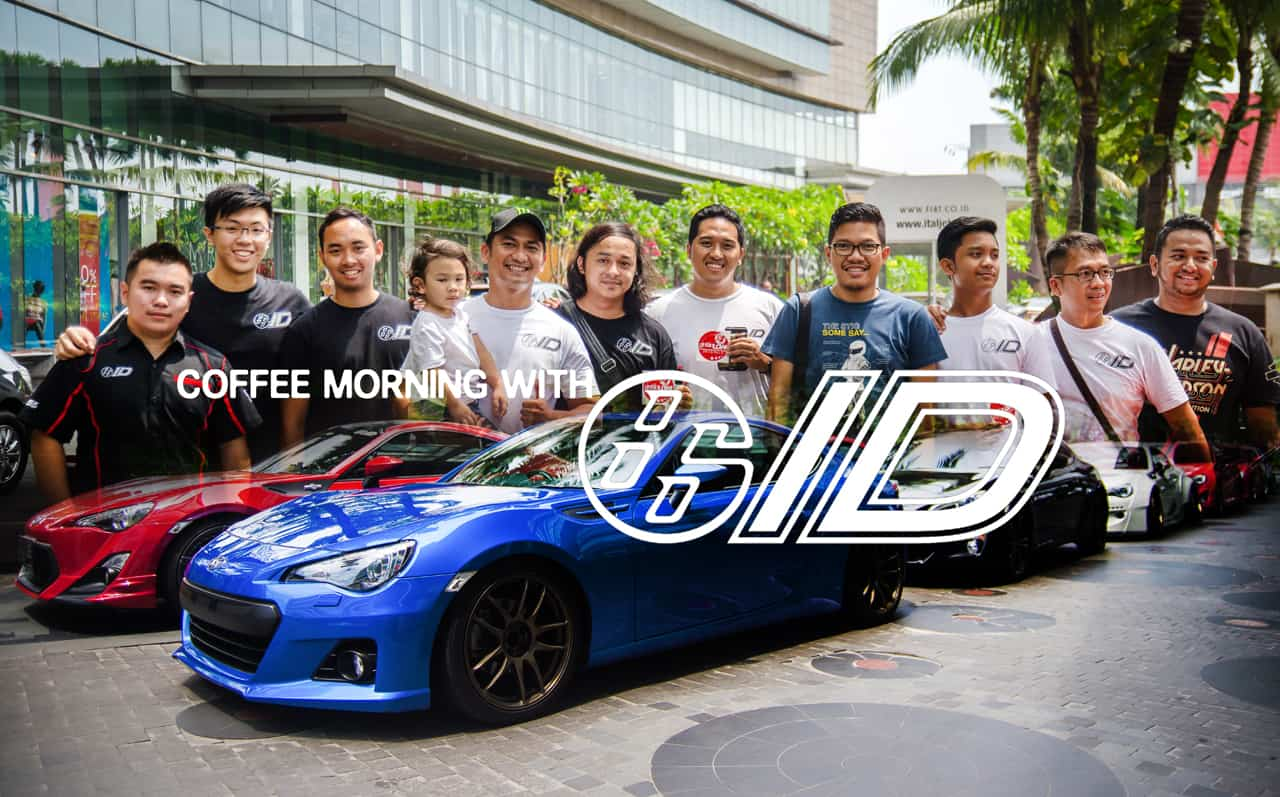 Coffee Morning with 86ID