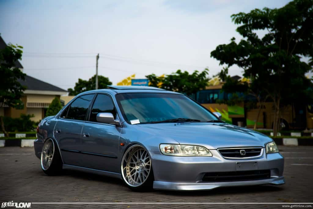 Gettinlow Prasidha Ananggadipa 2000 Honda Accord Vtil
