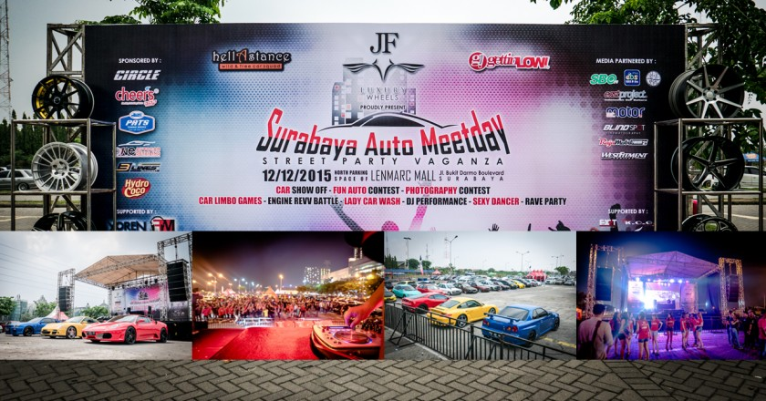 Coverage: JF Luxury Wheels' Surabaya Auto Meetday 2015