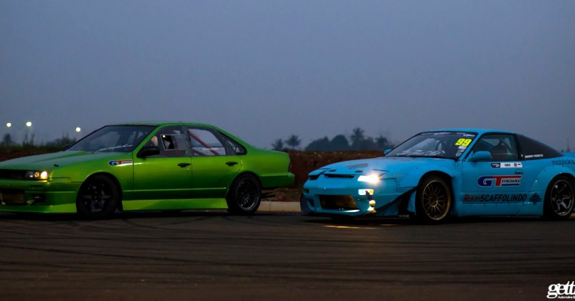 Adit & Gilang: Drift's Passion