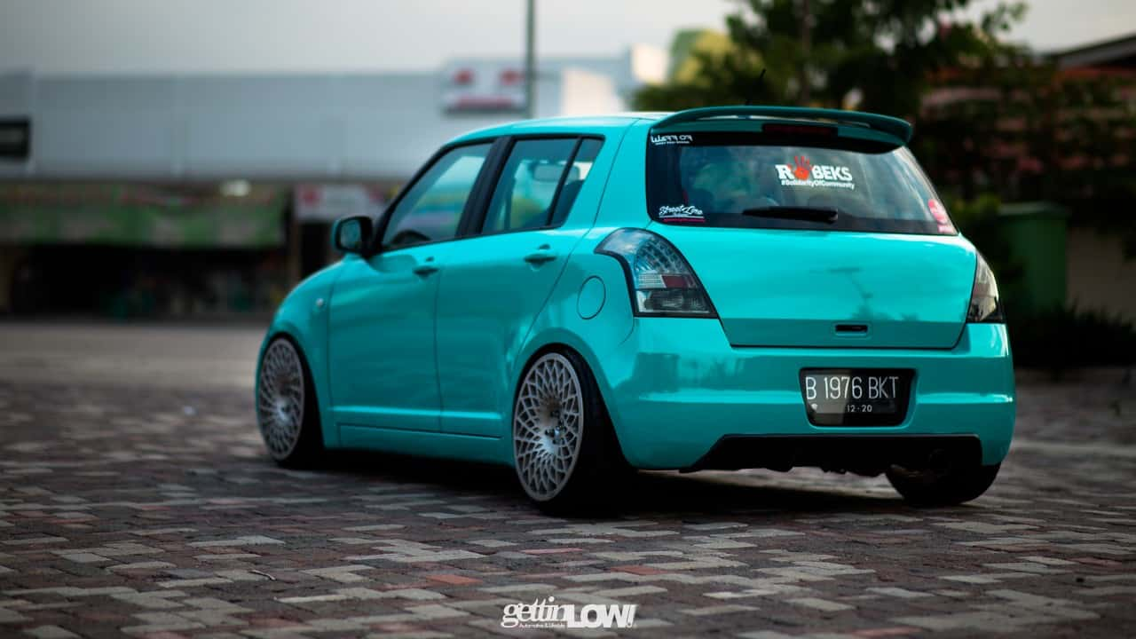 Mr.Bongo: 2010 Suzuki Swift