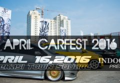 Event Coverage: JF Luxury APRIL CARFEST 2016
