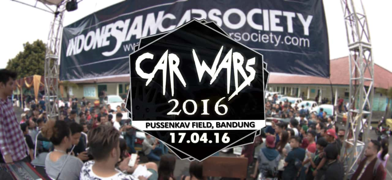 Event Coverage: CARWARS 2016 Bandung