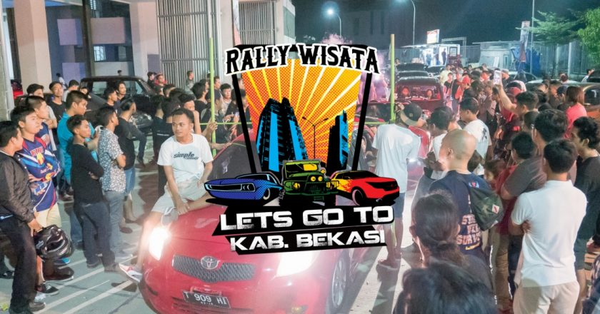 Event Coverage: Rally Wisata, Let's Go To Kab. Bekasi