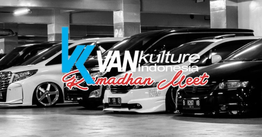 Vankulture Indonesia: Family Vanning in Ramadhan