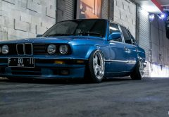 Bima: 1989 Bagged BMW E30-318i