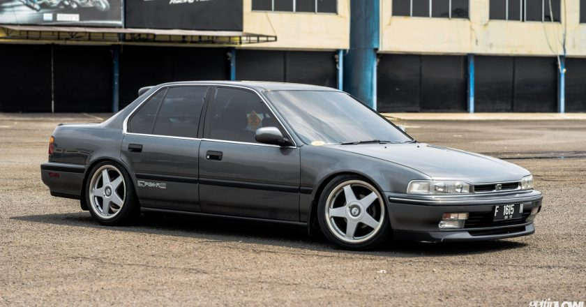 Deril Rudiansyah: 1991 Honda Accord CB7