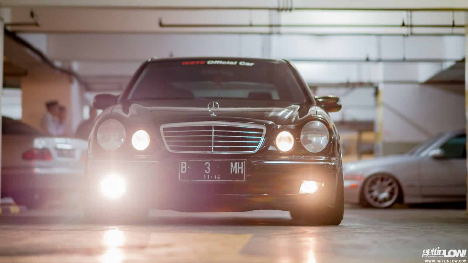 Michael Purindriyanto: 2000 Mercedes Benz W210-E280 Avantgarde
