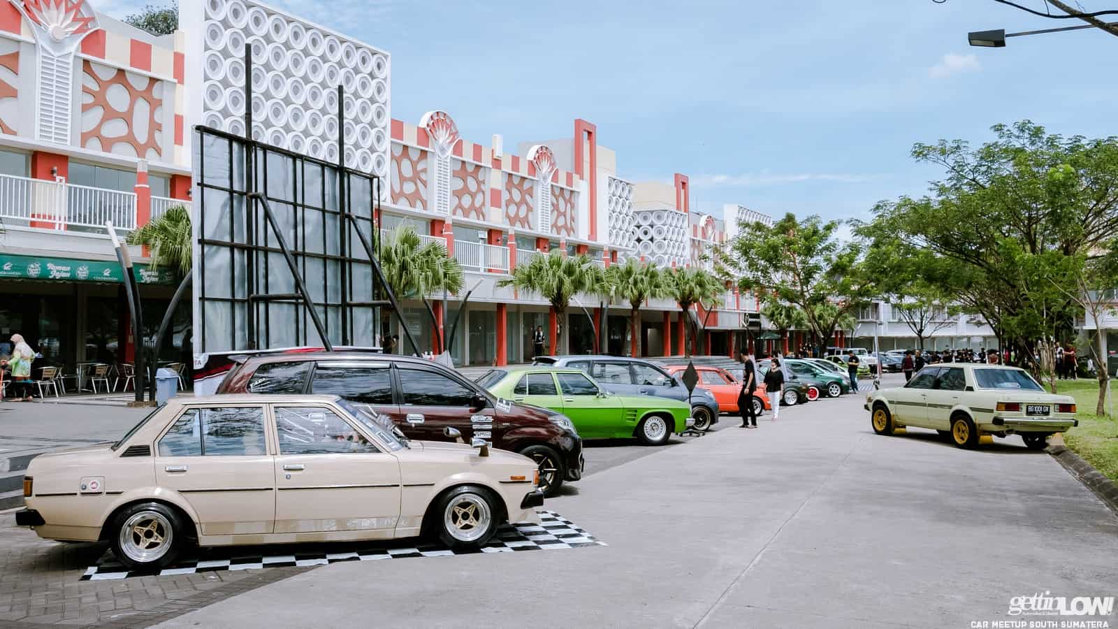 CAR MEETUP SOUTH SUMATERA by MAXI Palembang