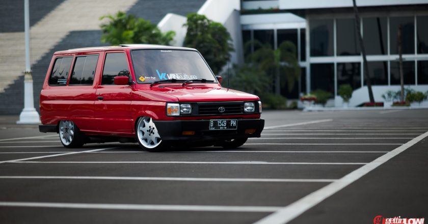 Risman Jacob: 1991 Toyota Kijang Super