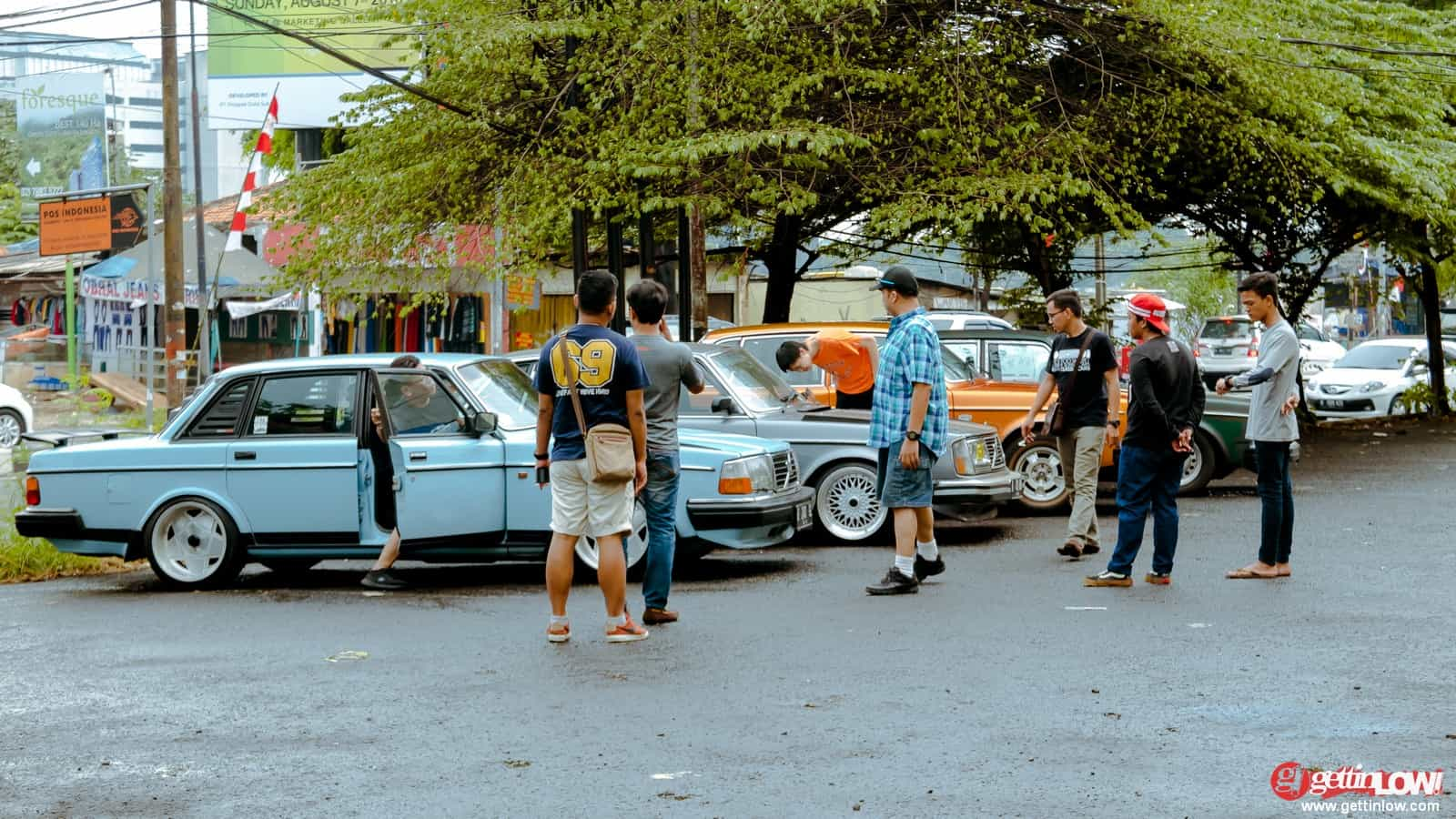 Volvo 200 Series Gathering