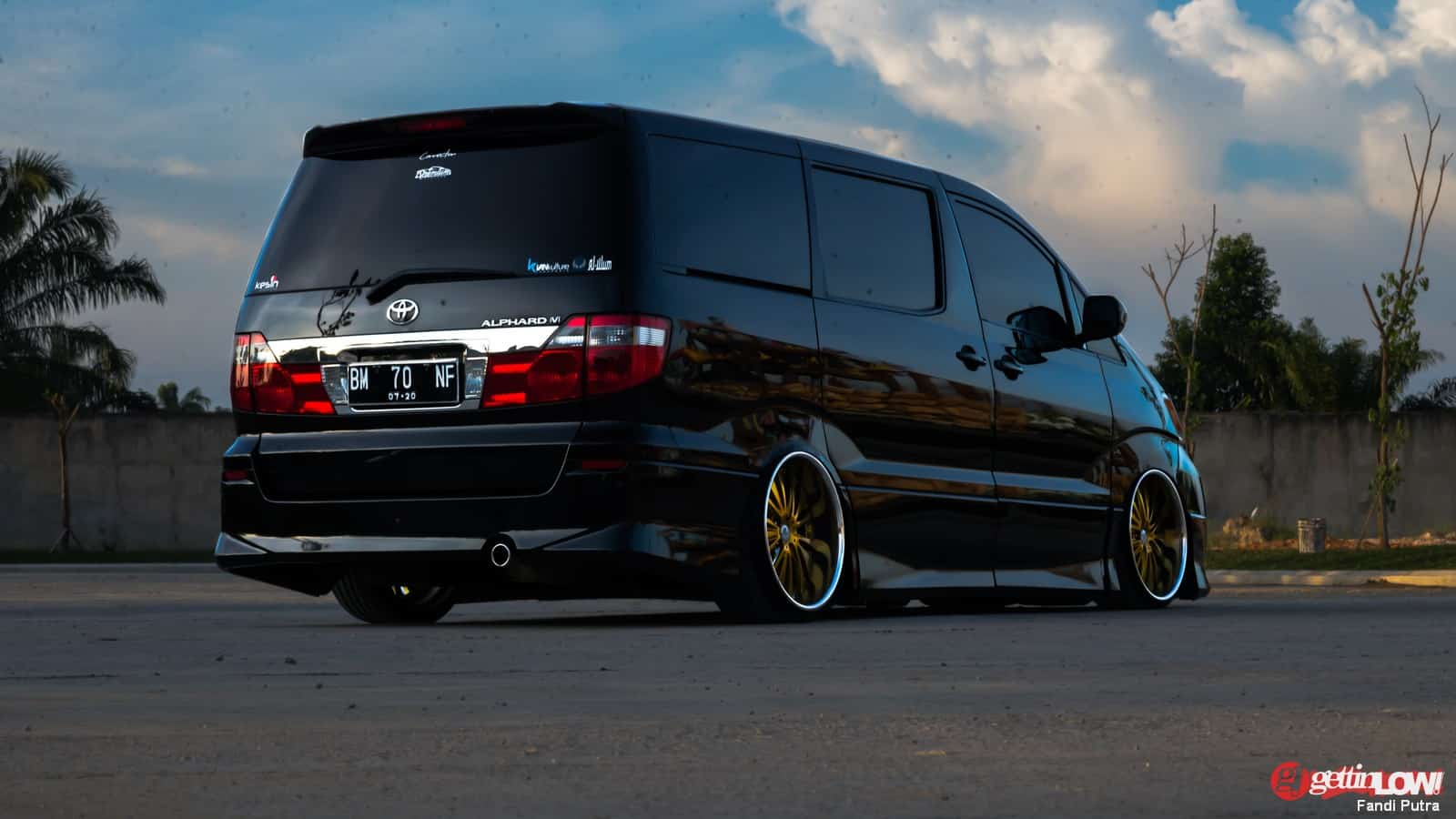Gettinlow Eddhie Lee 2005 Toyota Alphard