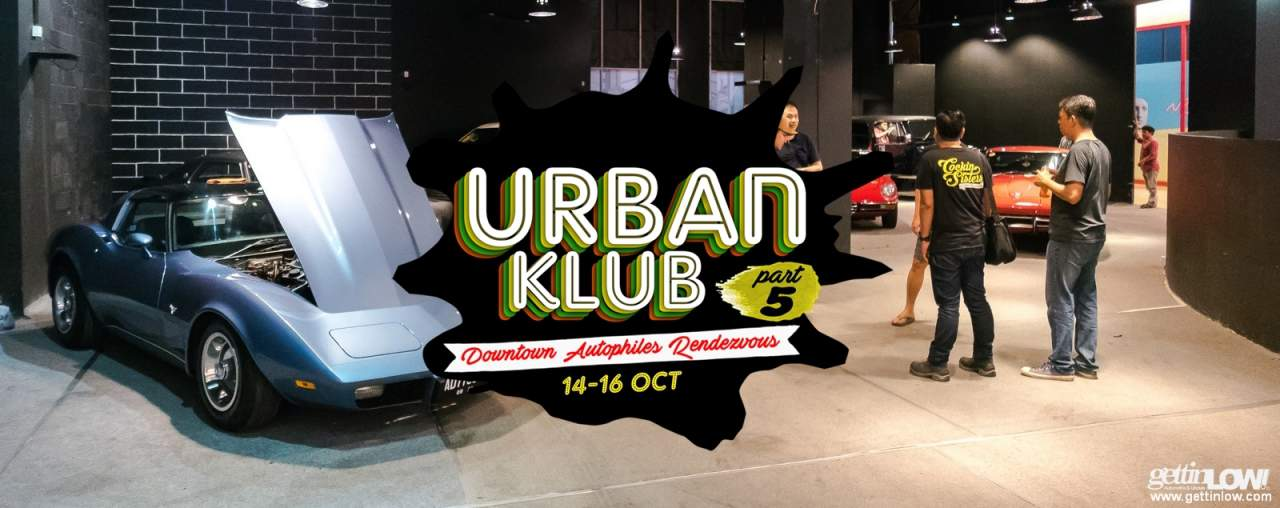 URBAN KLUB Part.5: The Display Cars