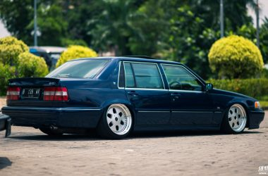 Andy: 1995 Bagged VOLVO S90