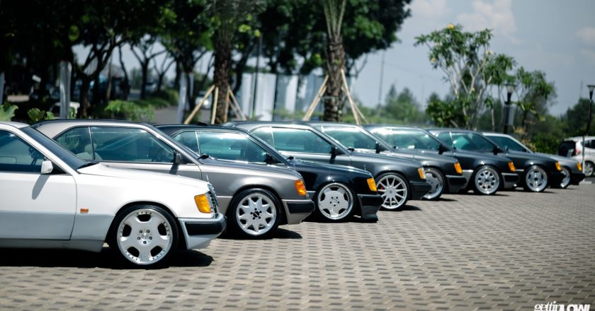 1st Gathering Mercedes-Benz C124 Enthusiast Indonesia