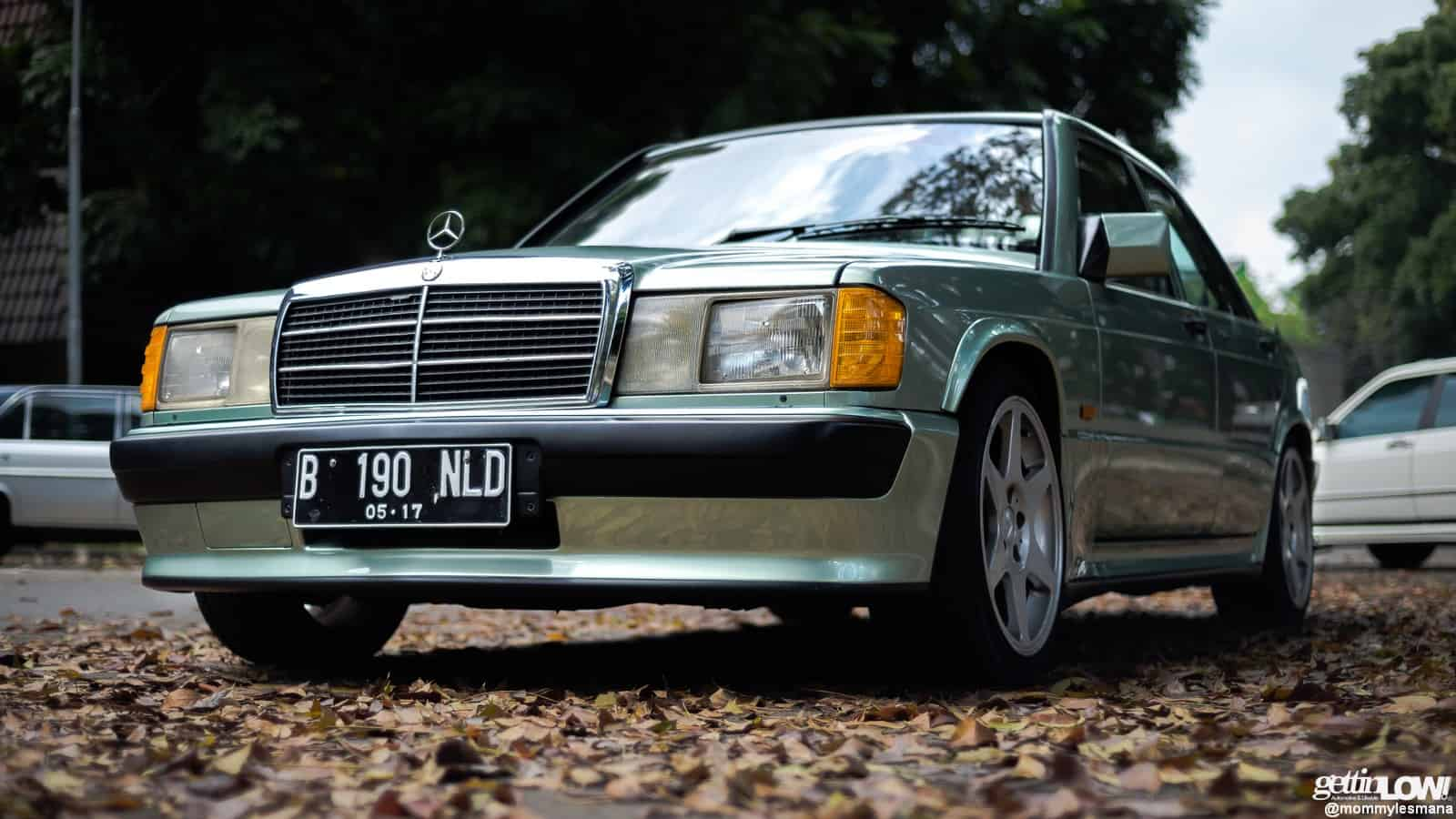 Aquinaldo: 1985 Mercedes-Benz W201-190E Cosworth