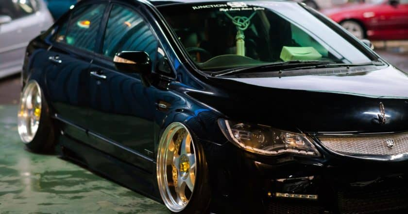 Christopher Imantaka's 2008 Honda Civic FD1