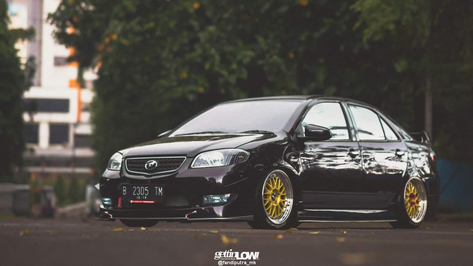 Hengky Suria: 2004 Bagged TOYOTA VIOS