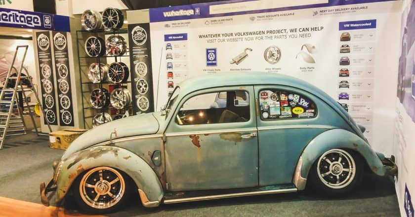 VW Heritage Indonesia UK Trip