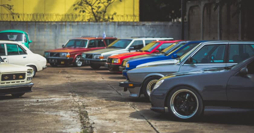 Euro Retro Enthusiast: May Morning Meet at CIBIS9