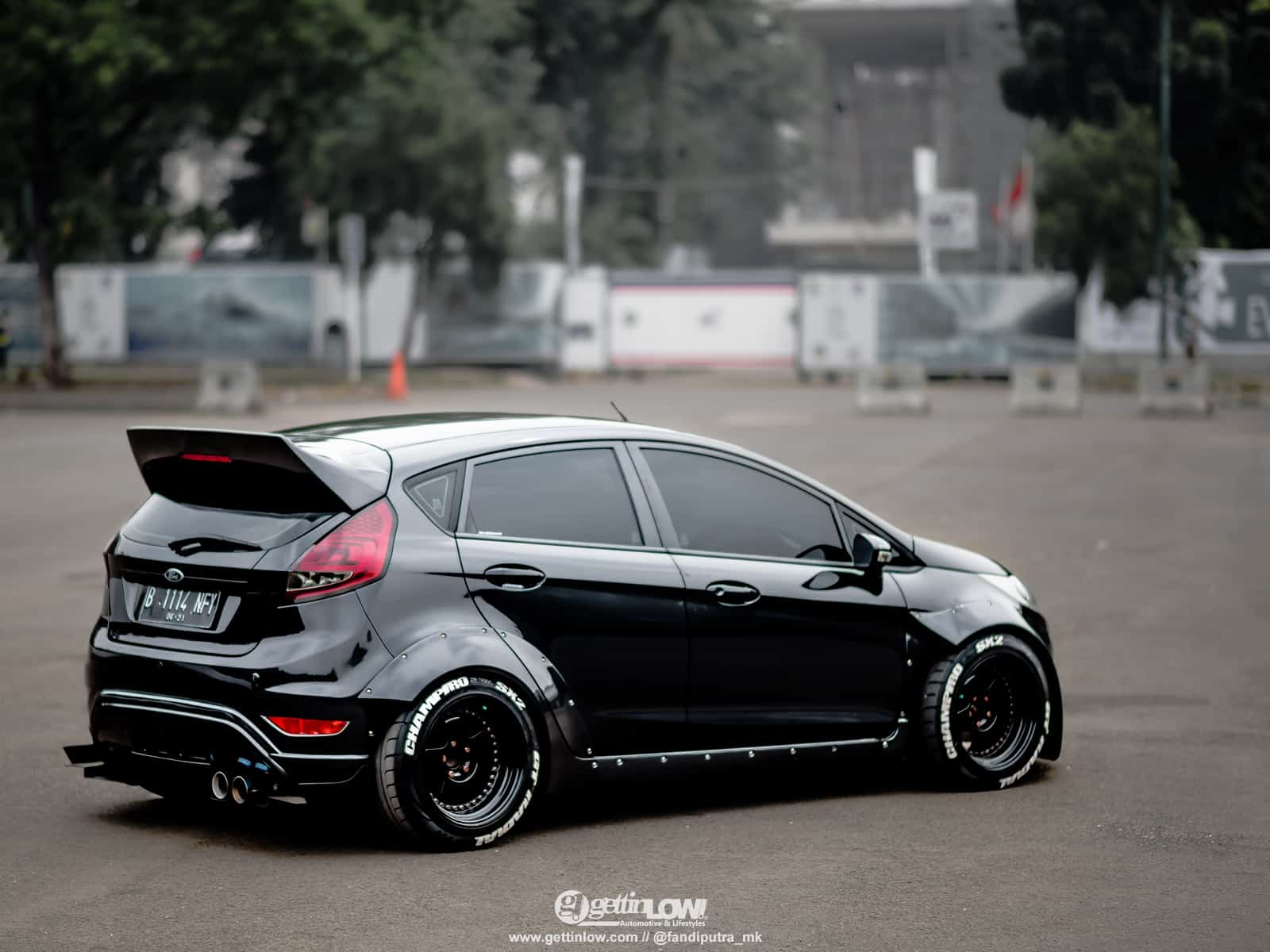 "Jason Pradipta: 2010 Ford Fiesta ""The Stealth Fiesta"""