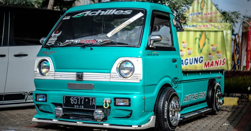 Event Coverage: MOBIL KARAWANG MODIFIED 2017