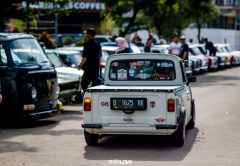 Jakarta Morris Club X Euro Retro Enthusiast: Sunday Morning Meet, February 2018