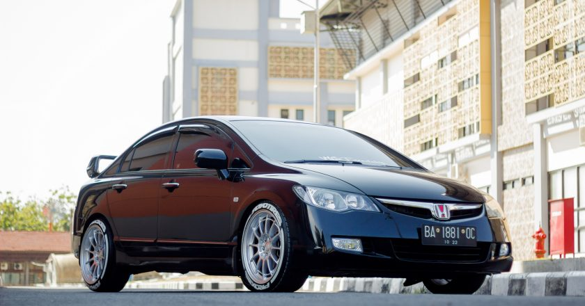 varrian nobel's 2008 Honda Civic FD1