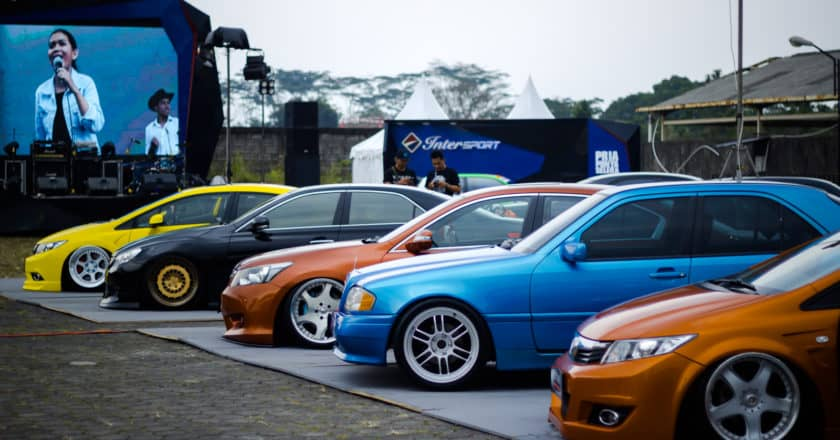 Intersport Autoshow Proper Car Contest 2018 di Tasikmalaya