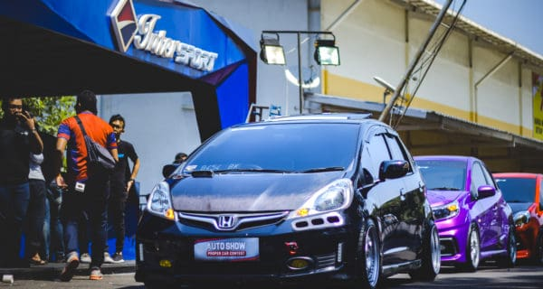 Intersport Autoshow Proper Car Contest 2018 di Sukabumi