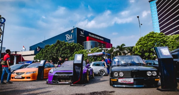 Intersport Autoshow Proper Car Contest 2018 di Bandung