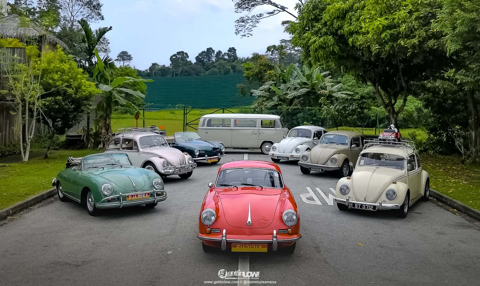 Sunday Meet with Singapore Aircooled Volkswagen Enthusiasts (S.A.V.E)