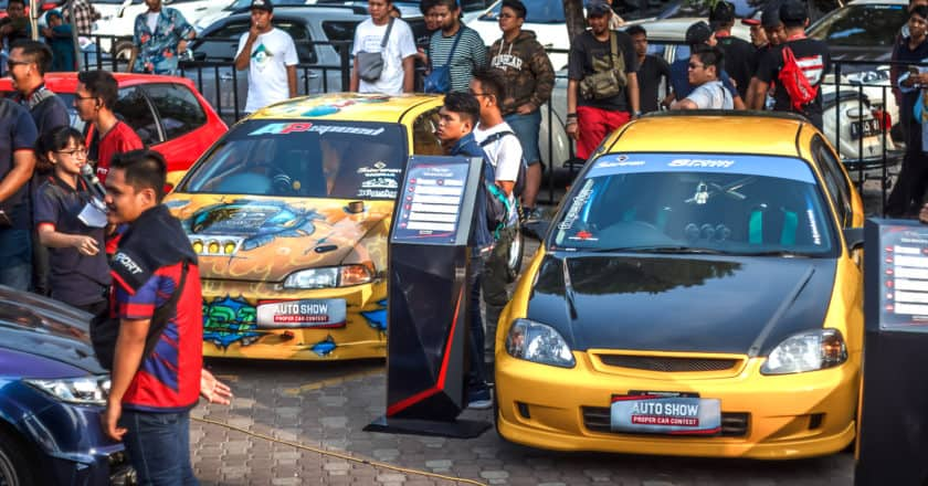 Intersport Autoshow Proper Car Contest 2018 di Bekasi
