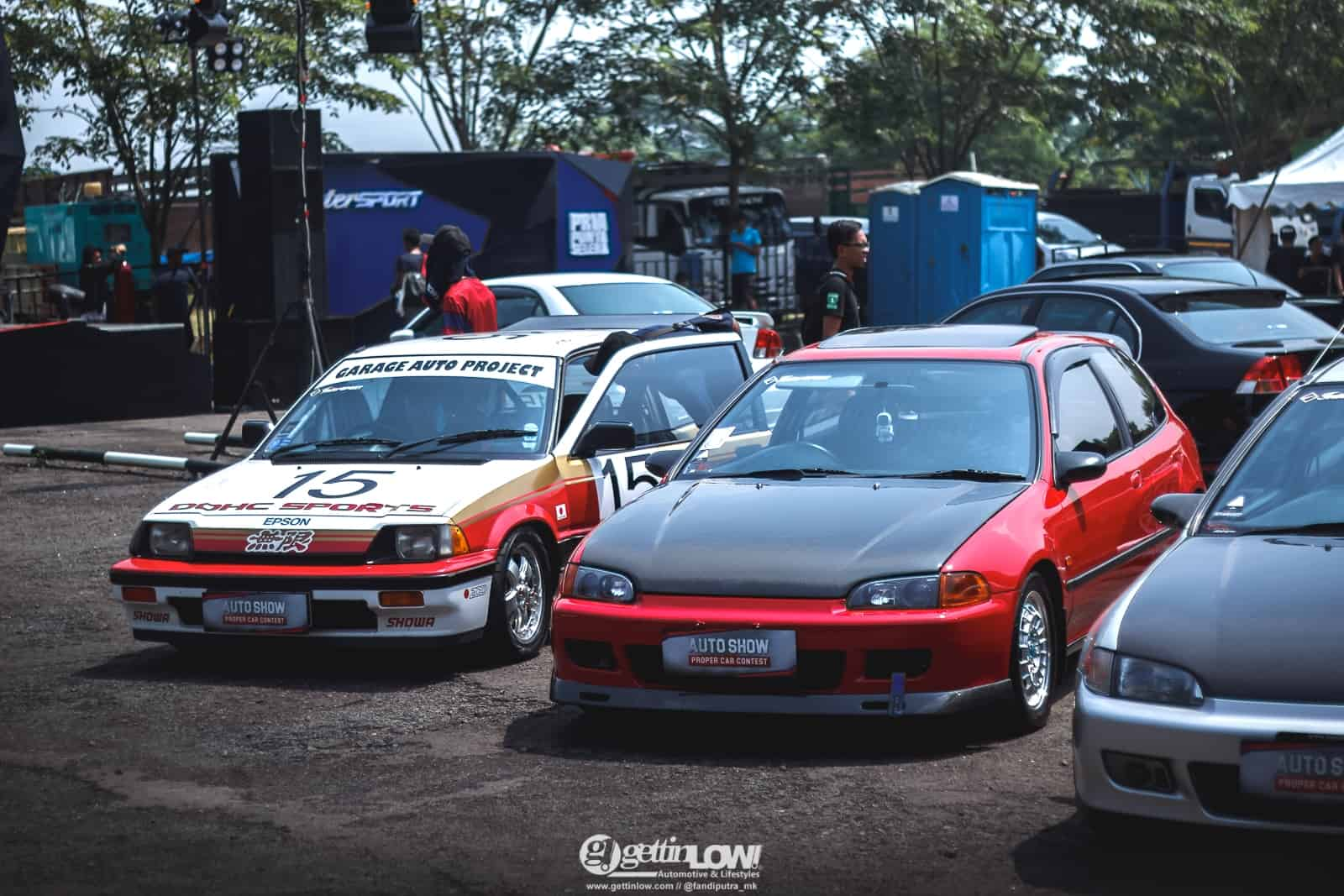 INTERSPORT AUTOSHOW PROPER CAR CONTEST BOGOR 2018