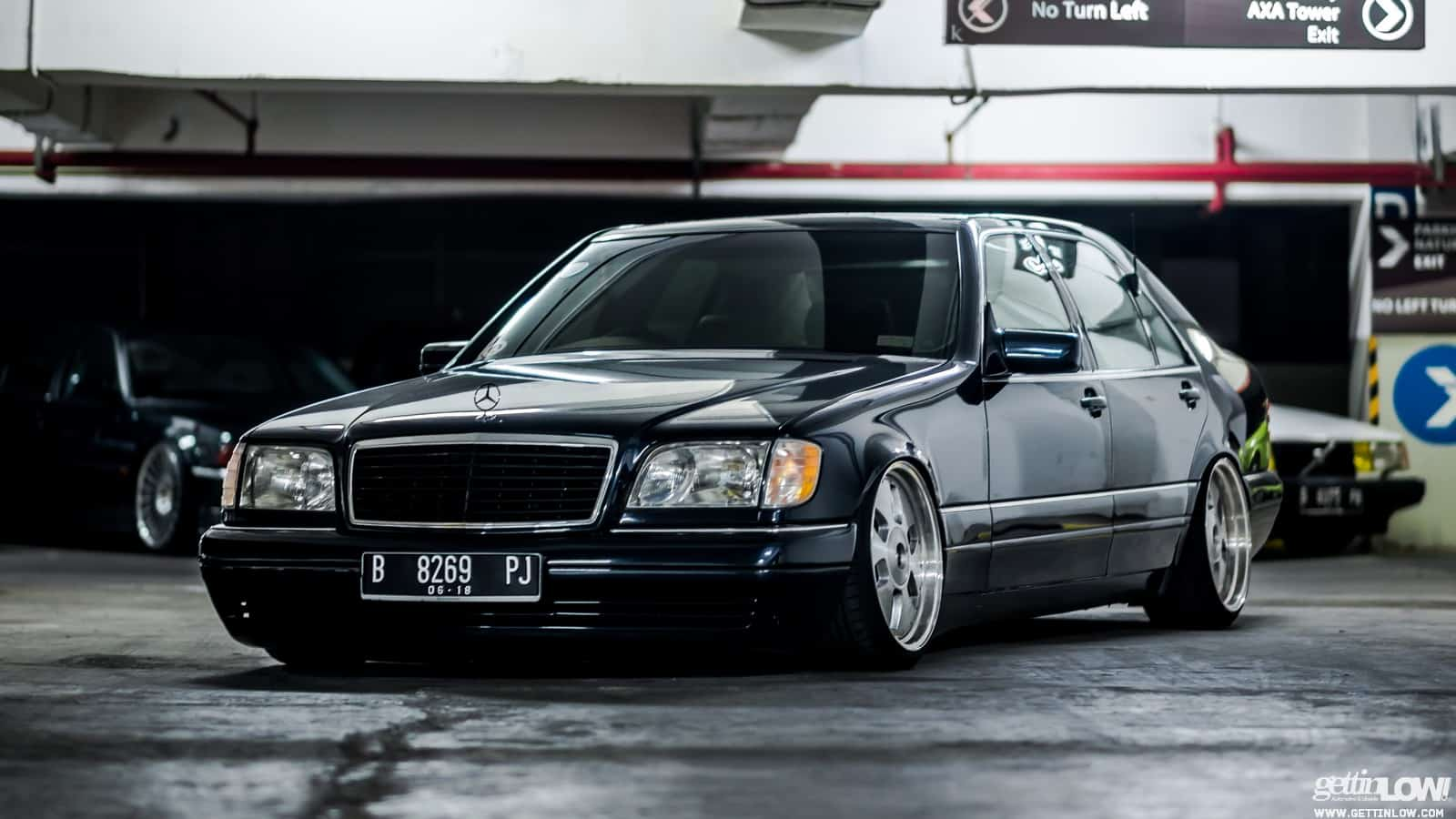Mirza's Static 1997 Mercedes Benz W140