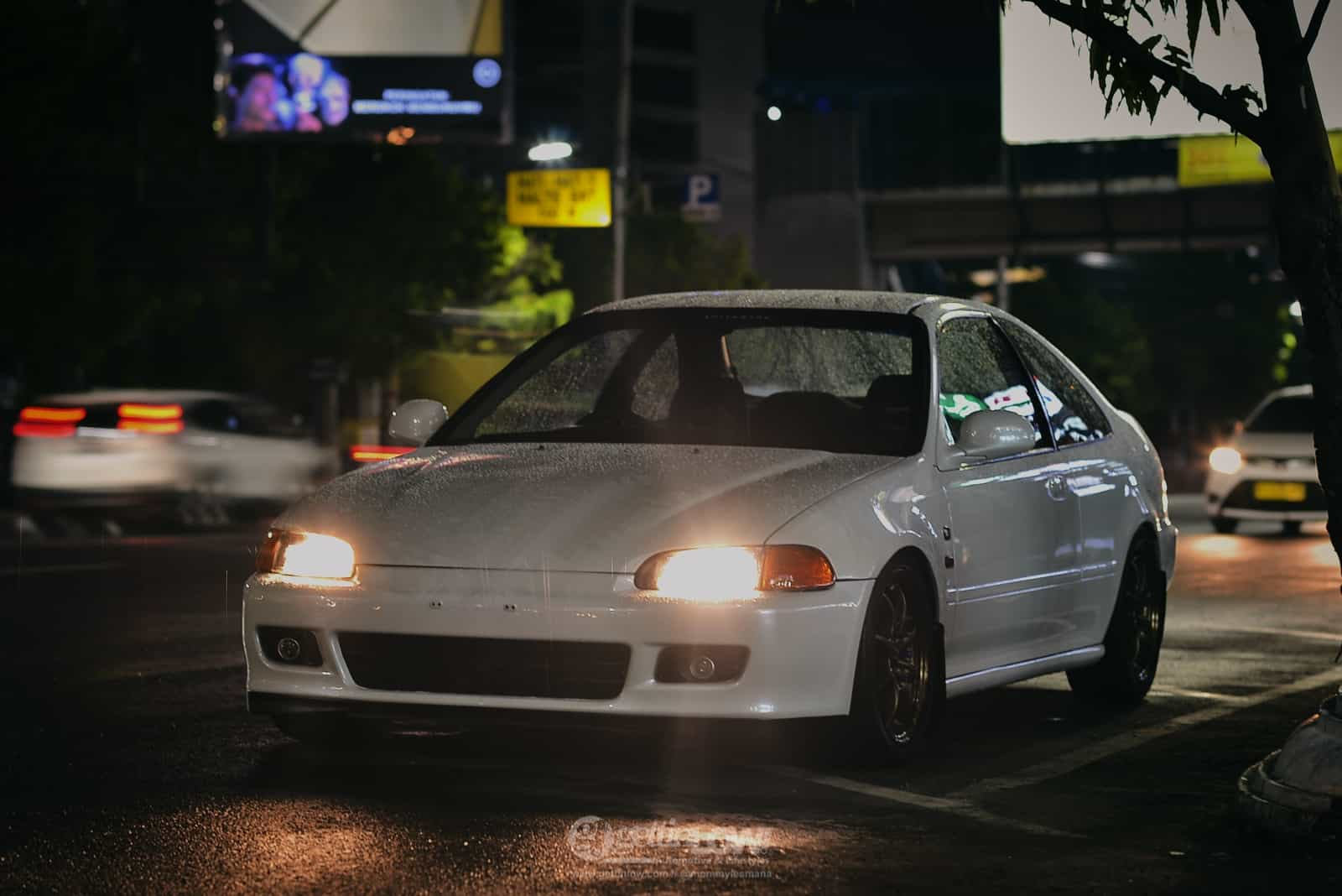 Indonesia's Most Rare 1995 Civic EJ1 Coupe From Semarang