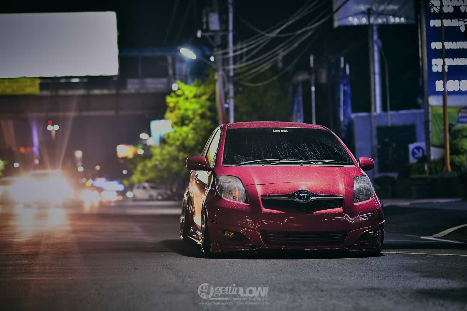 Eko Adityo's Static Stanced Yaris from Semarang