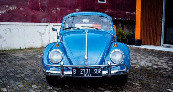 1964 Volkswagen Beetle: Old Looks, All New Parts
