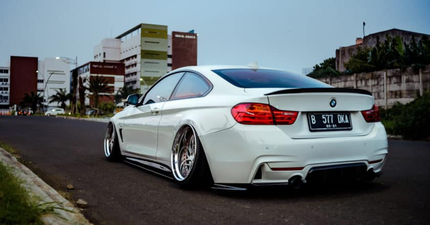 Aditya's 2014 Bagged BMW 435i xDrive F32 on Watercooledind JB1