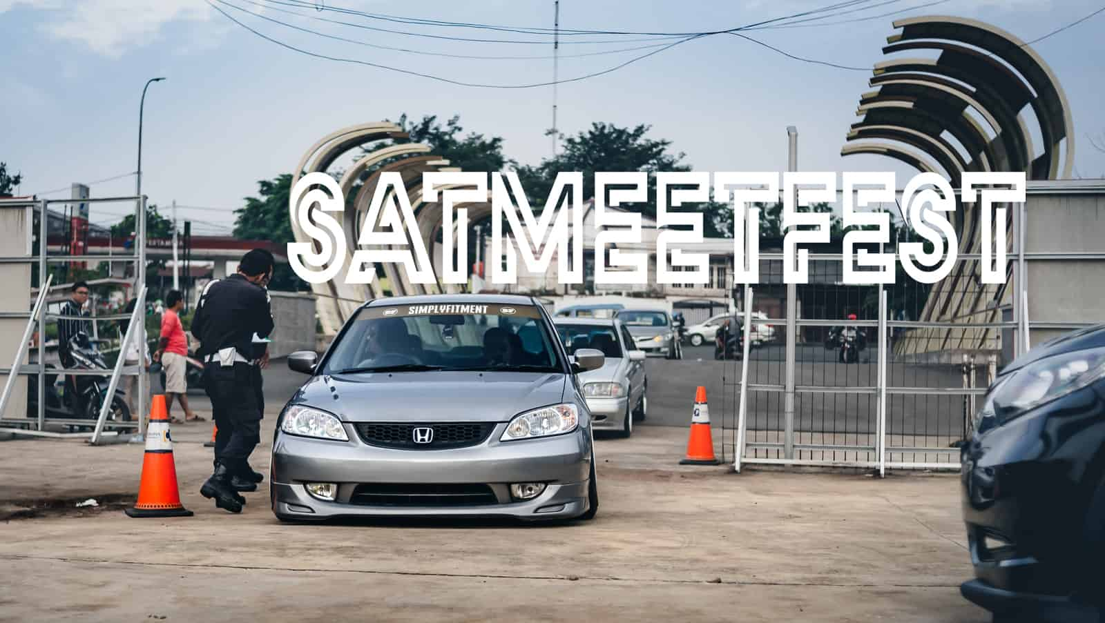 SATMEETFEST 1st Round di Prajawangsa City, April 2019