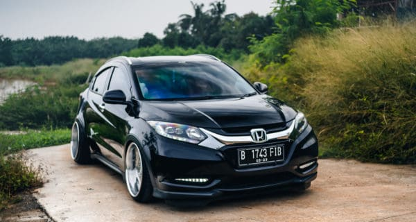 Honda HR-V 2008: Vezel Look in Proper Way