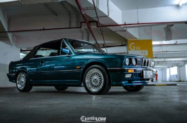 BMW E30-325Ci Convertible