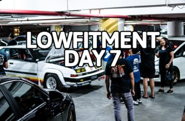 LOWFITMENT DAY 7
