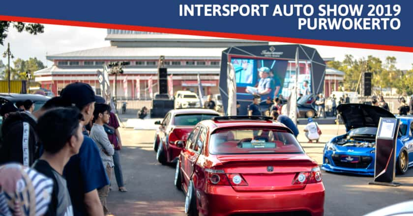 Video Coverage: Intersport Auto Show Purwokerto 2019