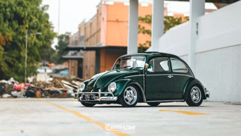 Imam's Wiretucked 1966 Beetle