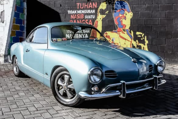1959 KarmannGhia Lowlight
