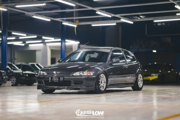 Muhammad Joned // 1995 Honda Civic Estilo