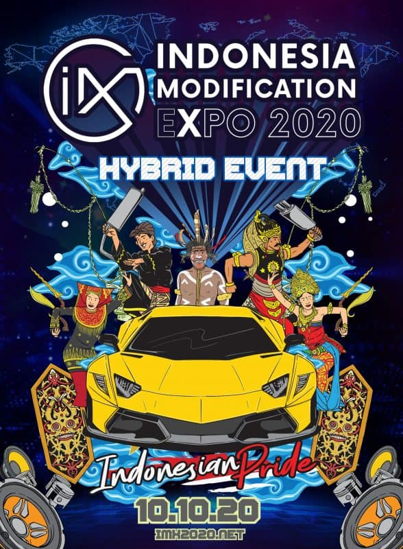 INDONESIA MODIFICATION EXPO 2020