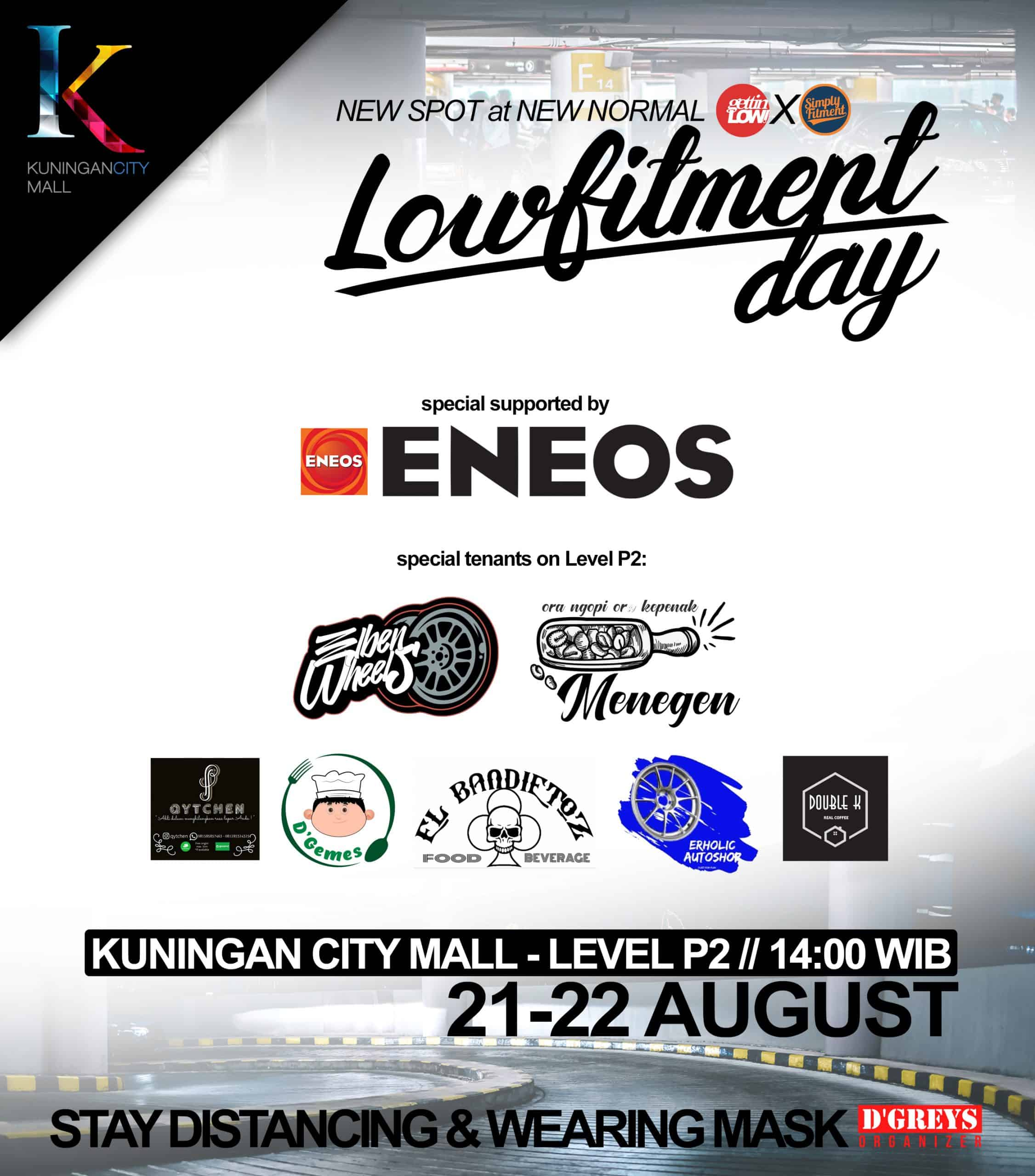 lowfitment day 21-22 agustus 2020